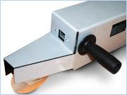 Один из вариантов ручного блока Ранцевого Лазера.