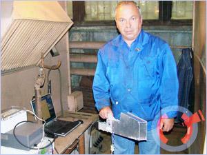 Один из вариантов вида Ранцевого лазера. Применение Ранцевого лазера на производстве для зачистки сварных швов.
